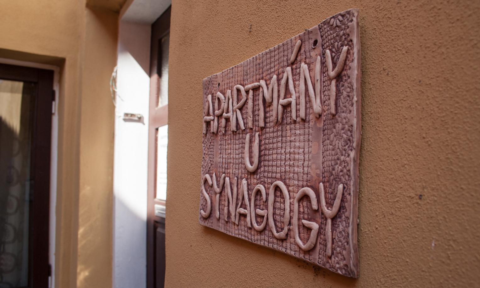 Apartmány u Synagogy Třebíč